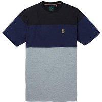 Luke Sport Stripe Panel T-Shirt Long