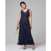 Joanna Hope Embellished Maxi Dress