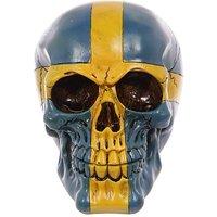 Novelty Swedish Skull Ornament