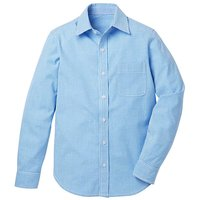 KD Boys Gingham Cotton Shirt