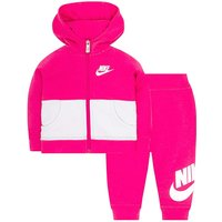 Nike Baby Girls Futura Hoodie And Jogger