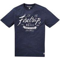 Firetrap Irobe T-Shirt Long