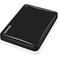 Canvio Connect II 500GB Black