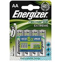 Energizer Rechargeable AA Batteries