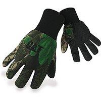 Caterpillar PVC Micro Palm Gloves Large