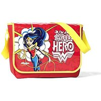 DC Superhero Messenger Bag.
