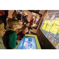 Child Tour Of Twickenham Stadium