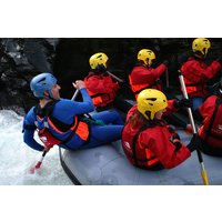 White Water Rafting Session