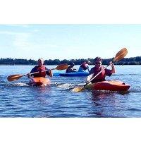 Half Day Kayak Or Canoe Experience