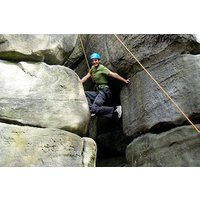 Rock Climbing And Abseiling Experience