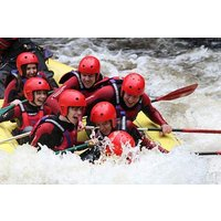 Midweek White Water Rafting Session At Canolfan