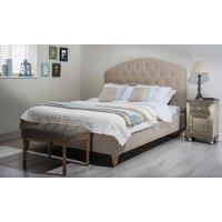 Cadot Sofia Fabric Bed, King Size