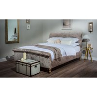 Cadot Zafia Fabric Bed, King Size