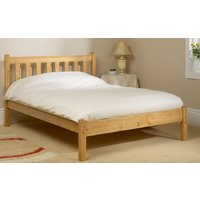 Friendship Mill Shaker Wooden Bed Frame, Small Double, 4 Drawers