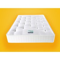 Myers My Cashmere Natural 1400 Pocket Mattress, Small Double