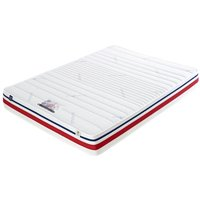 Sports Therapy Silver Memory Mattress, Superking