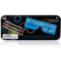 3D Hypotrochoid Set