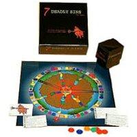 Seven Deadly Sins Board Game