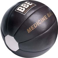 BBE 5kg Leather Medicine Ball