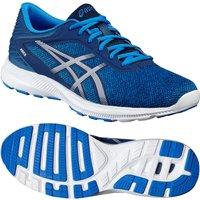 Asics NitroFuze Mens Running Shoes AW16 - Blue/White, 7 UK