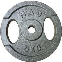 Fitness Mad 1 Inch Weight Plate - 5kg
