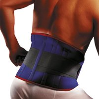 Vulkan Back Brace Support With Stays - XL