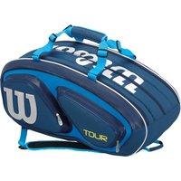 Wilson Tour V 15 Racket Bag - Blue