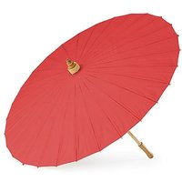 Paper Parasol - Red
