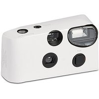 White Disposable Camera Solid Colour Design