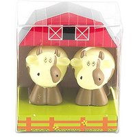 Novelty Cow Candle Country Wedding Favours