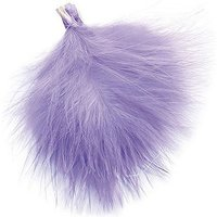 Marabou Feather Trims Pack - White