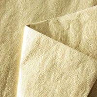 Tissue Wrapping Paper Pack - Gold