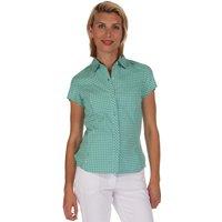 Womens Honshu Shirt Pale Jade