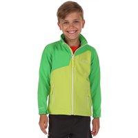 Vargo Softshell Jacket Lime Zest Green