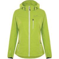 Utilize Softshell Jacket Lime Green