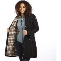 Audrey Quilted Jacket Black