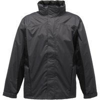 Ashford Breathable Jacket Seal Grey Black