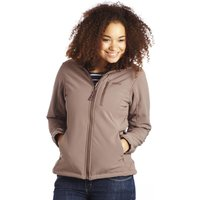 Tuva II Softshell Jacket Coconut Otter
