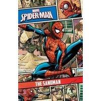Marvel Spider-Man Comic Storybook: The Sandman