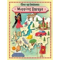 Close-Up Continents: Mapping Europe