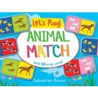 Lets Play! Animal Match