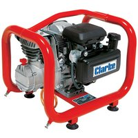 Clarke Clarke CFP9HND Portable 5hp Petrol Engine Driven Compressor