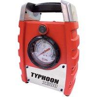 Streetwize Typhoon 12V 300psi Hi Speed Mini Air Compressor