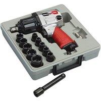 Clarke Clarke X-Pro CAT132 13pc Twin Hammer Air Impact Wrench Kit