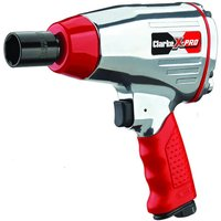 Clarke Clarke X-Pro CAT142 13 piece Twin Hammer, Compact Air Impact Wrench Kit