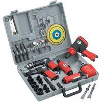 Clarke Clarke CAT120 43 Piece Air Tool Kit