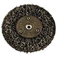 Power-Tec Power-Tec - 4 Inch Stripping Wheel For Surface Prep Pro