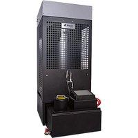 Clarke Hiton HP115 - 75,067BTU (22kW) Waste Oil Heater and Flue Kit