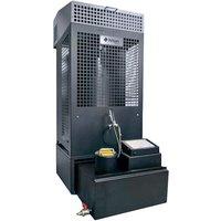 Clarke Hiton HP125 - 102,420BTU (30kW) Waste Oil Heater and flue kit