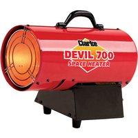Clarke Clarke Devil 700 Propane Fired Space Heater
